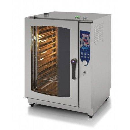 HORNO 11 GN 1/1 PROGRAMABLE INOXTREND COMPACT