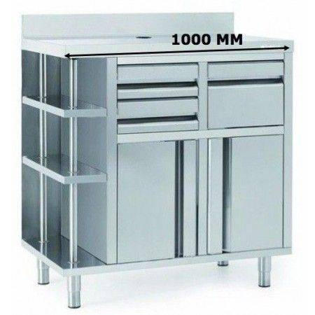 MUEBLE CAFETERO INFRICO MCAF1000