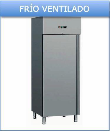 Armario congelador ventilador