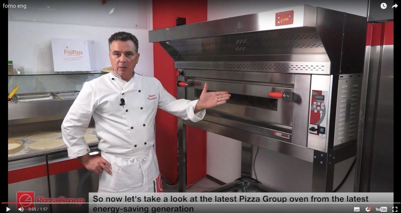 Horno de pizzas Entry 4